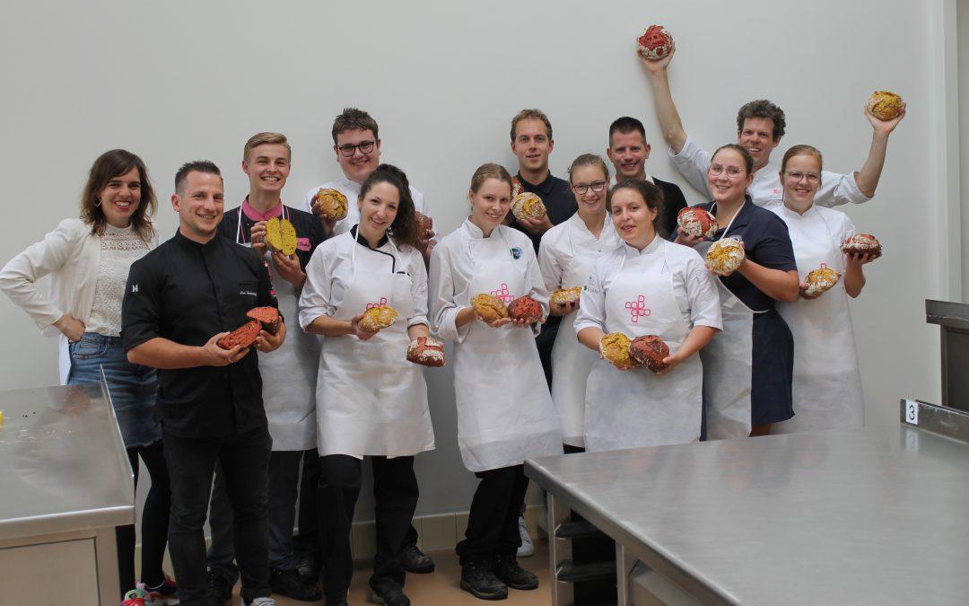 Bakery Nexus inspireert winnaars Jeugd Vakwedstrijden.