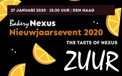 Bakery Nexus organiseert zure start van 2020