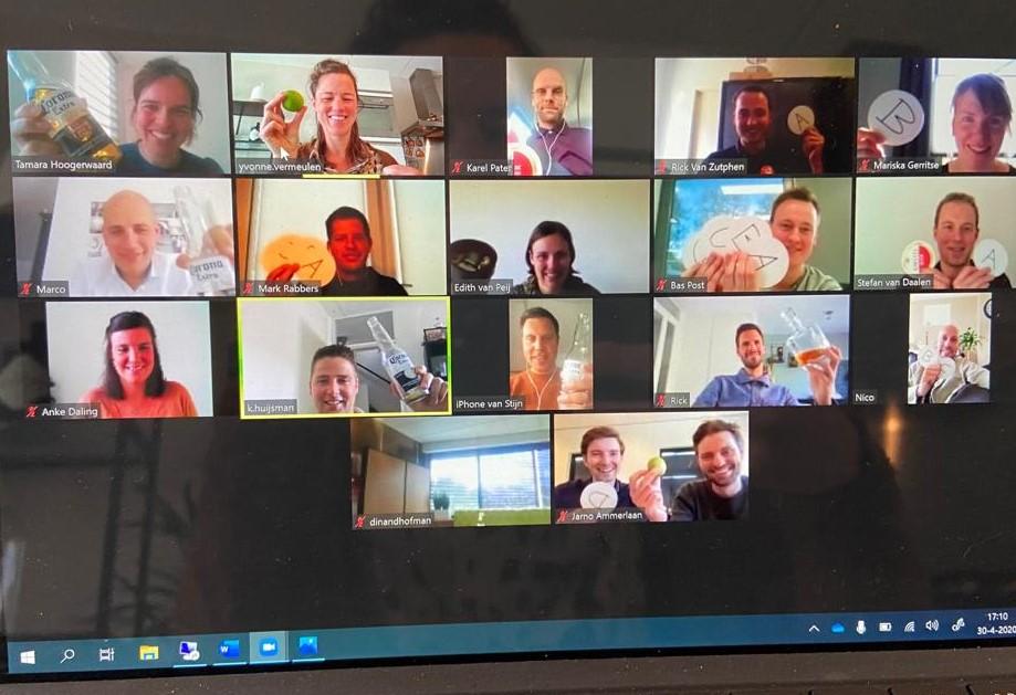 Bakery Nexus organiseert virtuele bijeenkomst